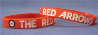 RED ARROWS WRISTBAND - ADULTS